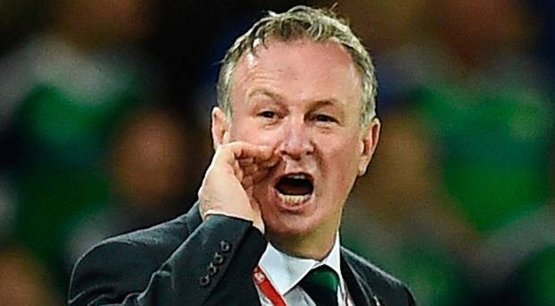 Extra possibility Michael O'Neill will have dual shots during Euros