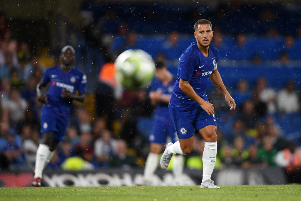 Hazard is a many means actor in Chelsea's story claims former Blues striker