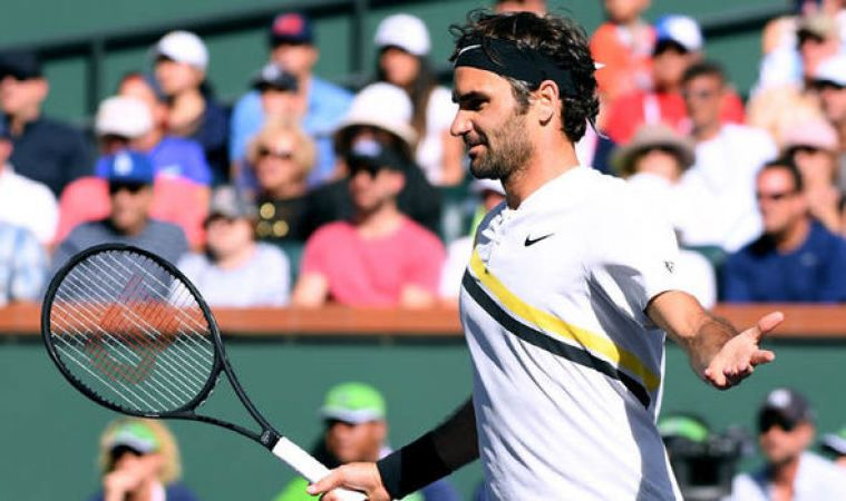Roger Federer suffered second detriment during Miami Open will missed French Open