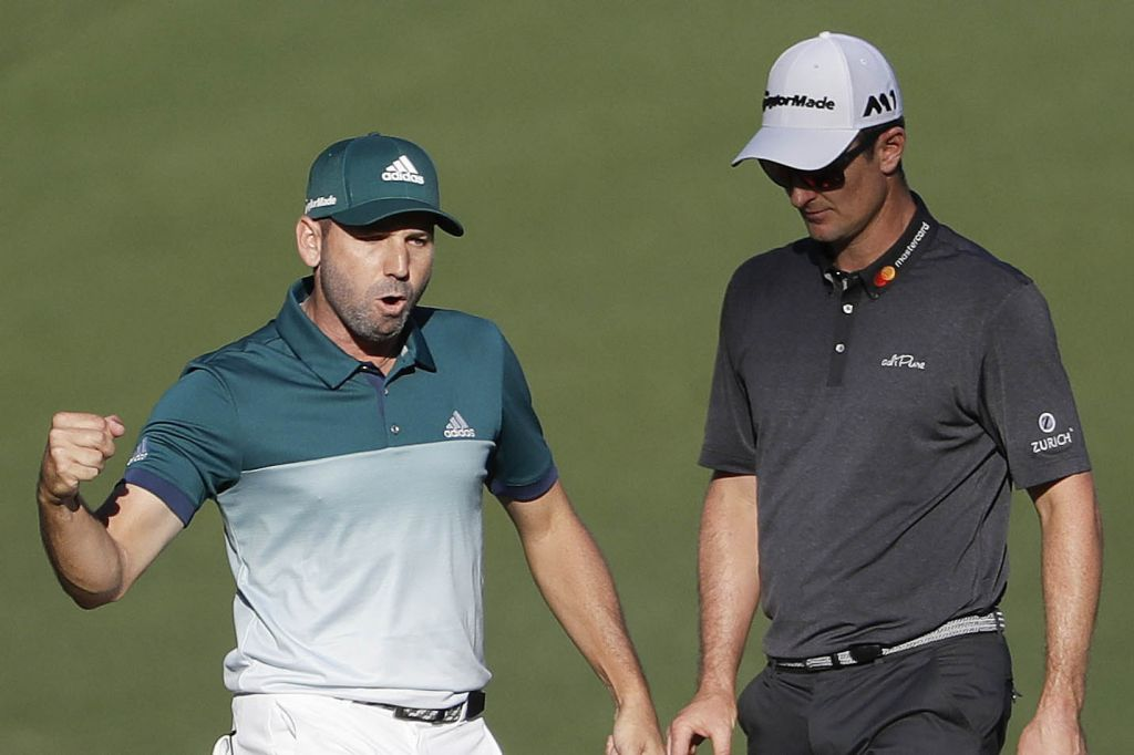 The other man in final year's Masters still remembers theheartbreak